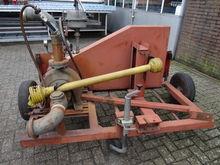 Watepomp voor traktor