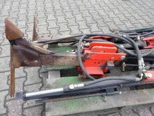 Diepwoelers hydraulisch verstel