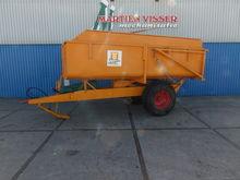 SIEGER BAV 6 ton kipwagen