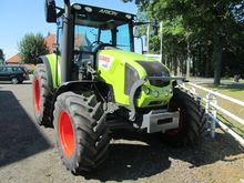 Used 2011 Claas Ario