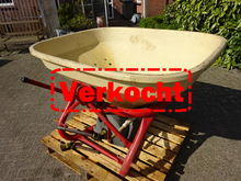 Used Vicon 500 liter