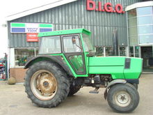 Used DEUTZ - FAHR DX