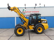 Used 2012 JCB TM 310