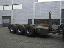 2009 BLW C325 haakarm carrier