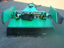 Used DEUTZ - FAHR KM