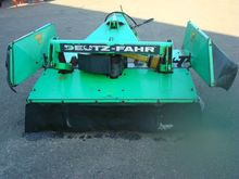 Used DEUTZ - FAHR KM