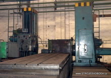 1973 Horizontal Boring Machine