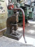 Hand screw press