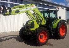 Used 2015 CLAAS Ario