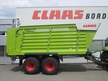 2016 CLAAS CARGOS 740