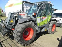 2012 Claas Scorpion 7040