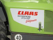 2008 CLAAS SCORPI0N 7045