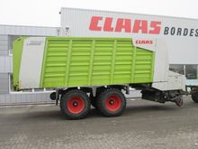 2014 CLAAS Cargos 9500