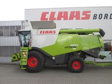 Used 2014 CLAAS LEXI