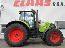 2011 Claas AXION 820 CMATIC