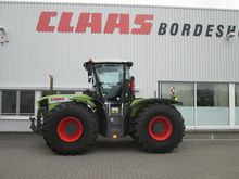 2010 Claas XERION 3800 VC