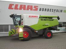 2016 Claas LEXION 660