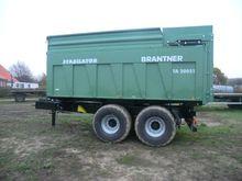 2016 Brantner TA20051/2 XXL