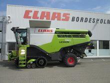 2014 Claas LEXION 760TT T4i