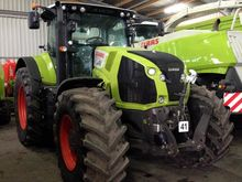 2014 CLAAS AXION 850 Hexashift