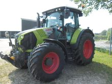 2015 Claas Arion 550 Cmatic mit