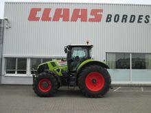 2014 Claas AXION 830 C-MATIC