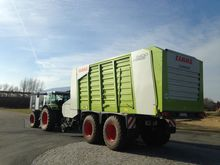 Used 2013 CLAAS CARG