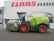 Used 2010 CLAAS JAGU