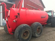 Samson 12.5 m3 of liquid manure