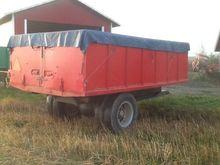 Tipper Cargo truck pruning