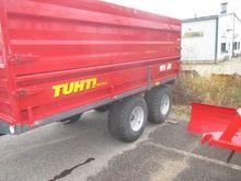 2011 Tuhti WS 80 + ACCESSORIES