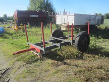 Forest trailer 1-axle