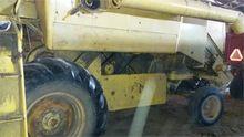 1978 Clayson 1520 Combine harve