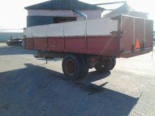 Used Sepe trailer ce