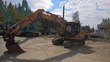 2011 CASE CX130 LC