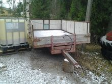 Used Sepe Trailer 5t