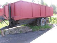 18m3 Grain Cart