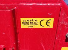 2004 Estre splitter