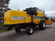 2011 New Holland TC 5070
