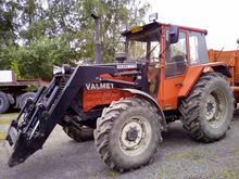 1988 Valmet 805 buses 1715 with