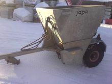 Japa 1996 Sand Spreader