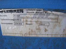 2012 Lemken Kristall 9 U 350 cu