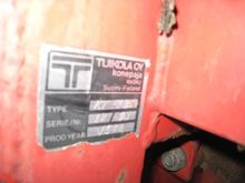 Klapi Tuiko KT-185 Firewood Pro