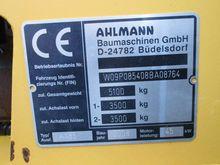 Used 2008 Ahlmann AX