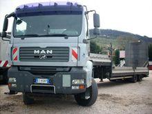 2007 Man TGA 18.480 Tractor Uni