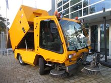 2007 TENNANT A80 Sweeper v.v. 3