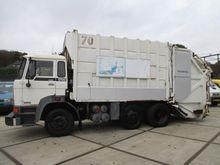 1990 DAF 1700 TURBO garbage tru