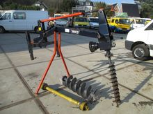 TRILO PTO Auger receivers for T