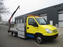 2008 Iveco Daily 50C14 CNG + Pa