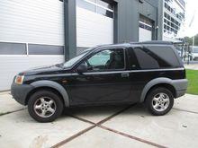 1999 Land Rover Freelander Hard